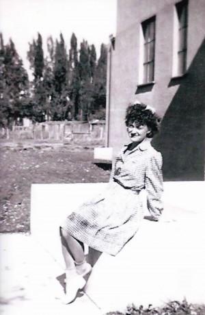 Bruneau High School Steps (age 17)