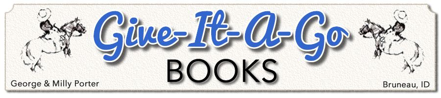 Logo Welcome to Give It a Go Books